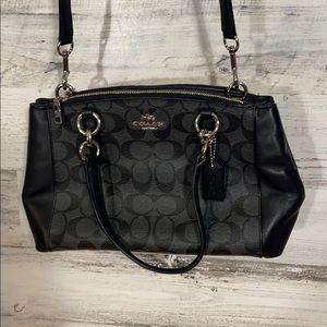 Coach bag cross & hand No#F58290